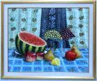 Eremenko Vitaly: Fruit-piece with Water-Melon.