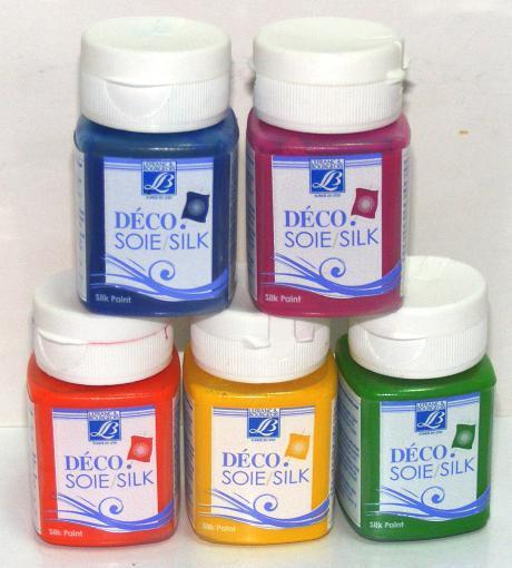 Краски для росписи по шерсти